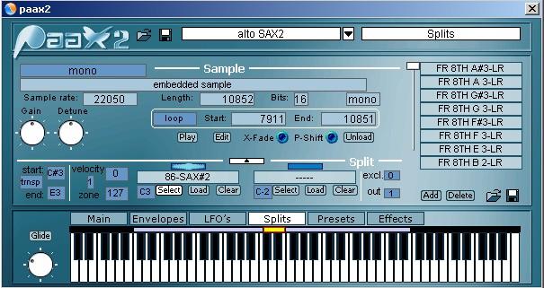 Vst синтезатор для sf2